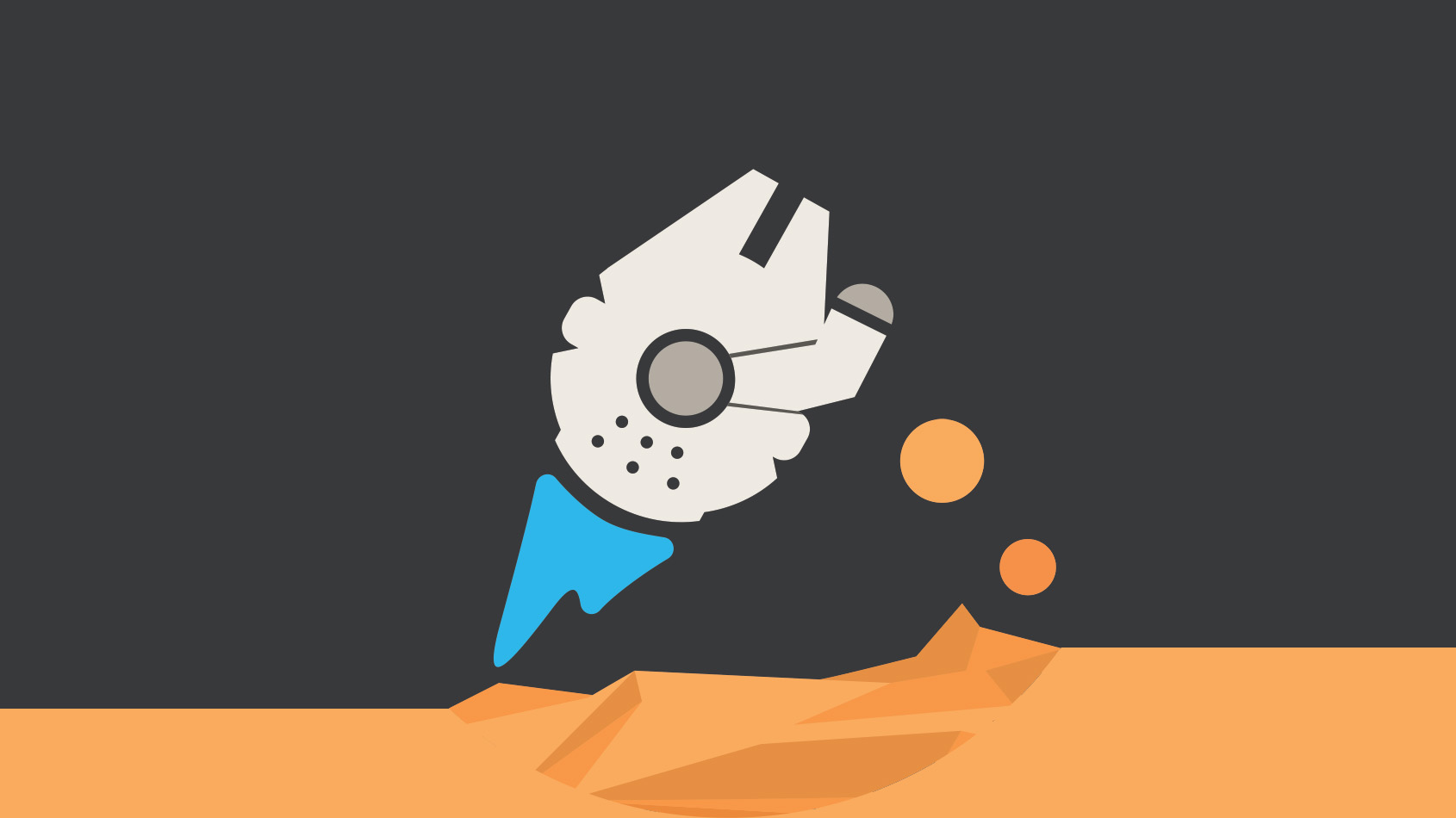 Quand Pixar rencontre Star Wars
