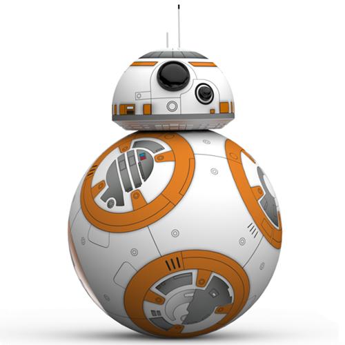 BB-8 vous accueil sur Planète Star Wars