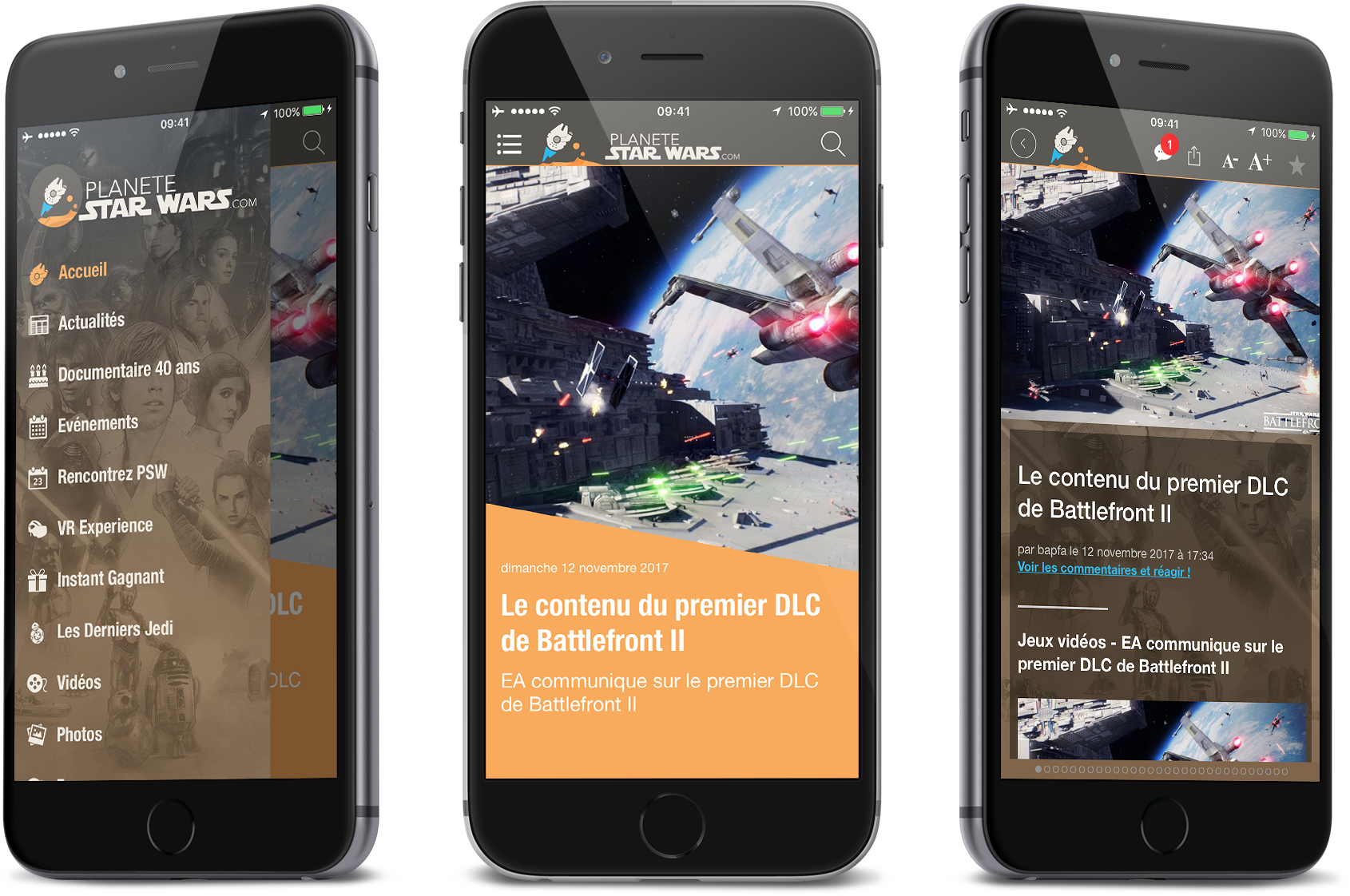 Application chat rencontre iphone