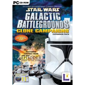 Star Wars : Galactic Battlegrounds - Clone Campaigns