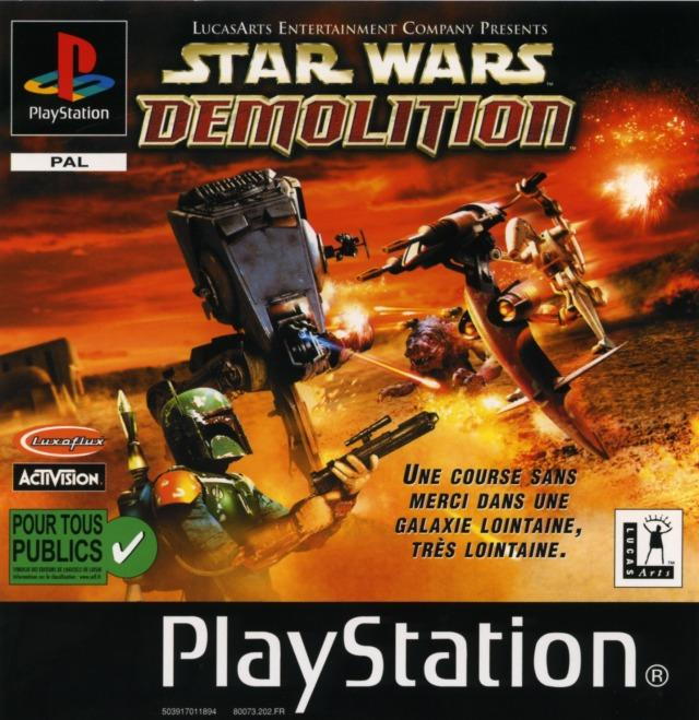 Star Wars : Demolition