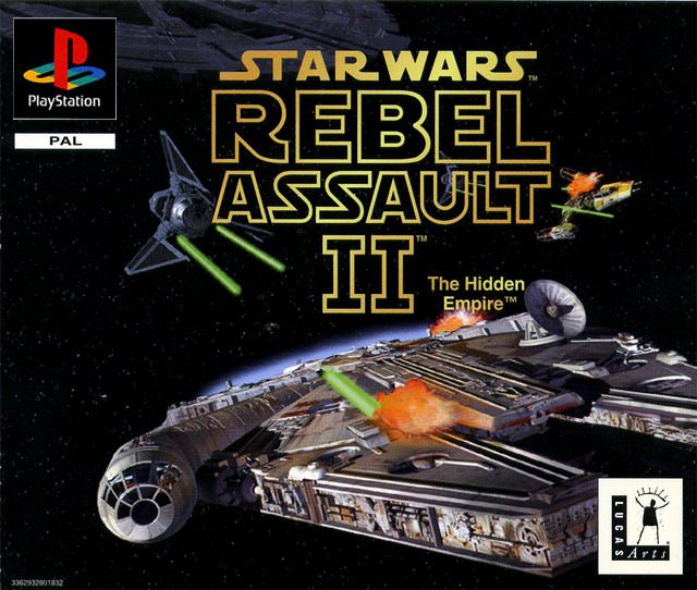 Star Wars : Rebel Assault II - The Hidden Empire