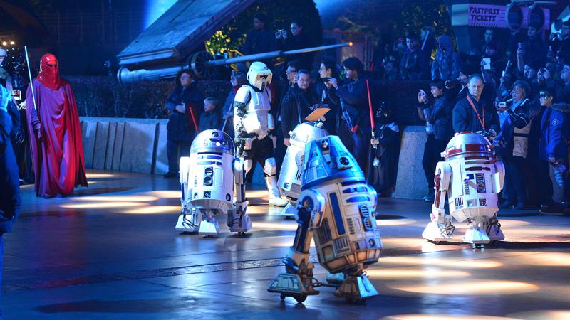 Les événements Planète Star Wars