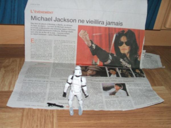 Photo 8 - Darkyoda44: MJ is dead?!
