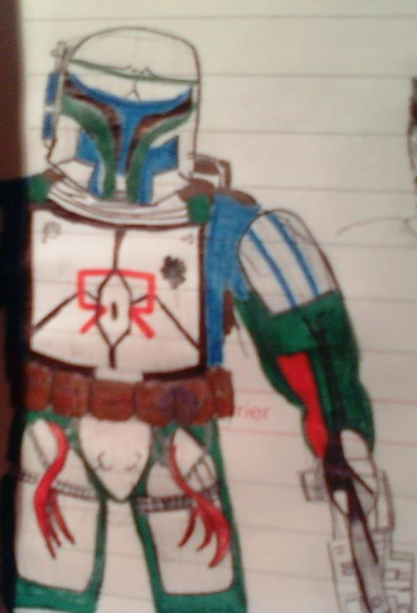 Photo 52 - Le fils de Boba Fett