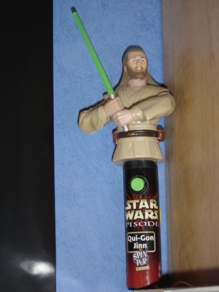 Photo 5 - sucette Qui Gon Jinn