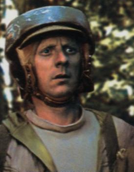 Bruckman, Sergent