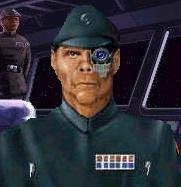 Screed, Amiral