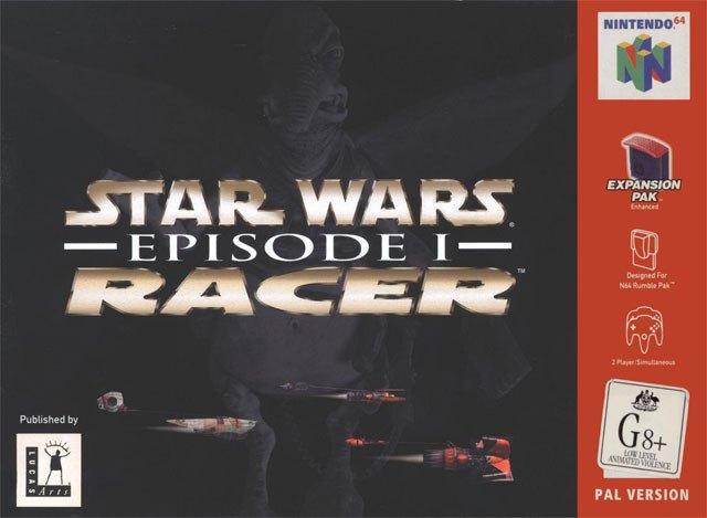 Star Wars : Episode I - Racer (1999)