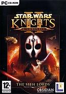 Star Wars : Knights of the Old Republic II - The Sith Lords (2005)