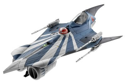 Jedi Starfighter modifié d'Anakin