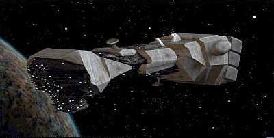 Croiseur de fret classe Neutron