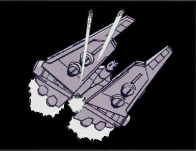 Corvette légere impériale