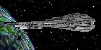 Super Destroyer classe Sovereign