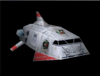 Navette d'Escorte ATR-6 Gamma