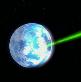 Destruction d'Alderaan