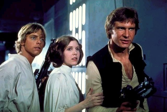 Libération de la Princesse Leia  et mort d'Obi-wan Kenobi