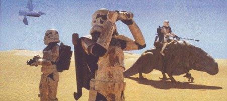 Chasse aux droides et héritage de Luke Skywalker :