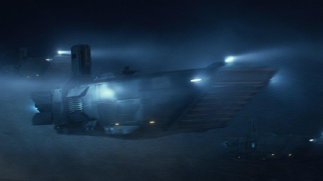 Transporteur de Stormtroopers