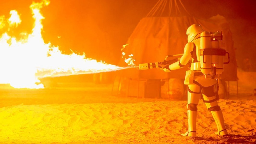 Flametrooper