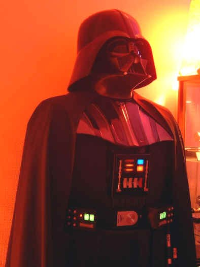 Le costume de Dark Vador