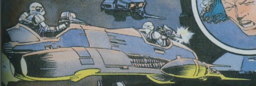 Storm Skimmer Patrol Sled