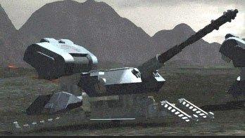 Mobile Artillerie Platform
