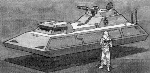 Char à Répulseur 1-L-Light-Impérial