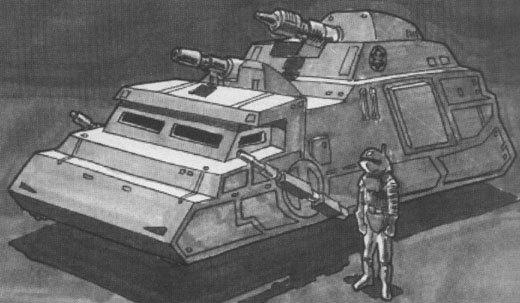 Char à Répulseur 1-H/Heavy-Impérial