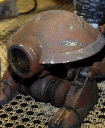 Pit droide