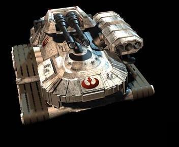 Heavy Attack Tank T3B