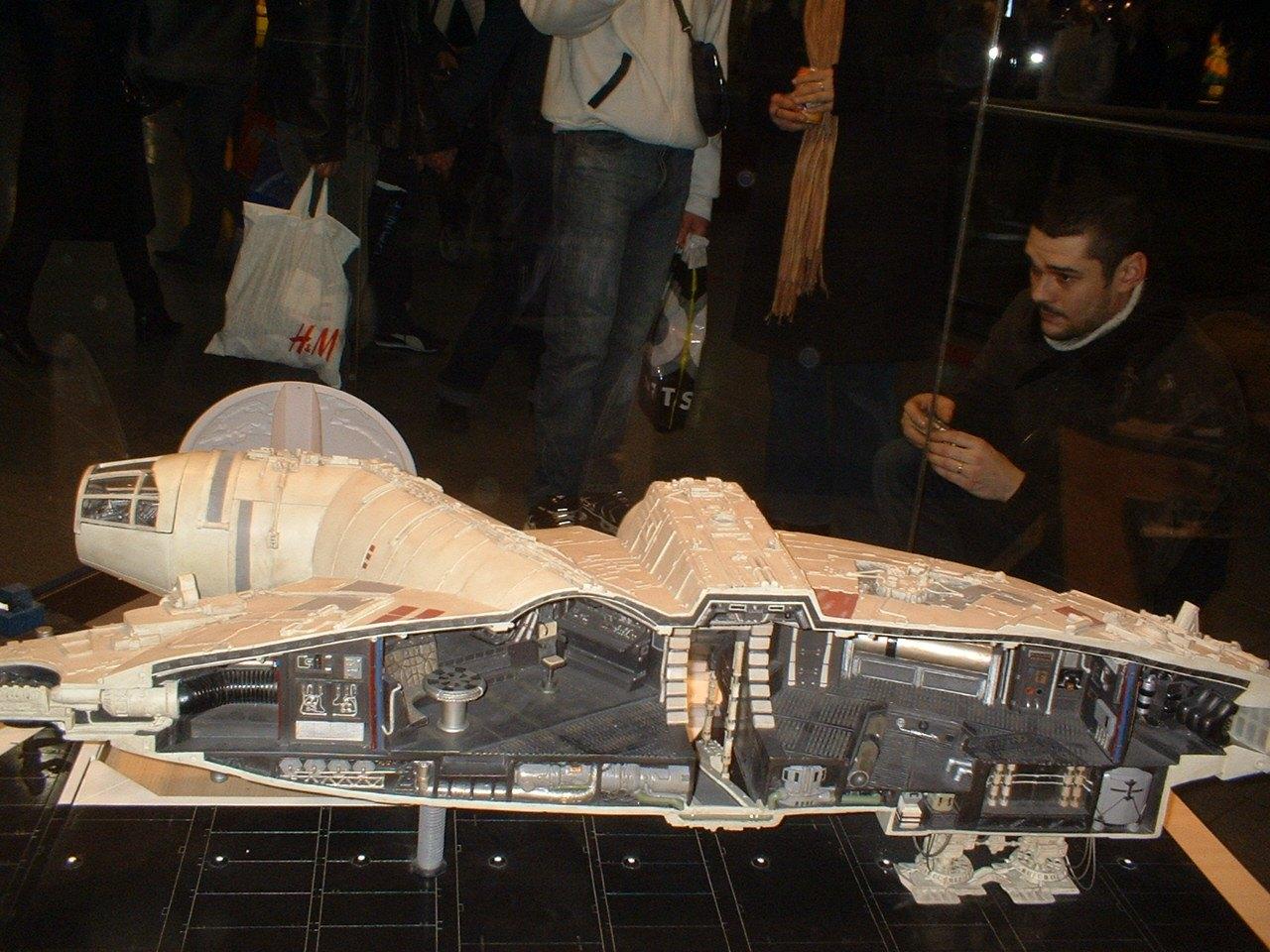 Photo 10 - Le Diorama de la scène de ANH.... le plaisir des yeux !