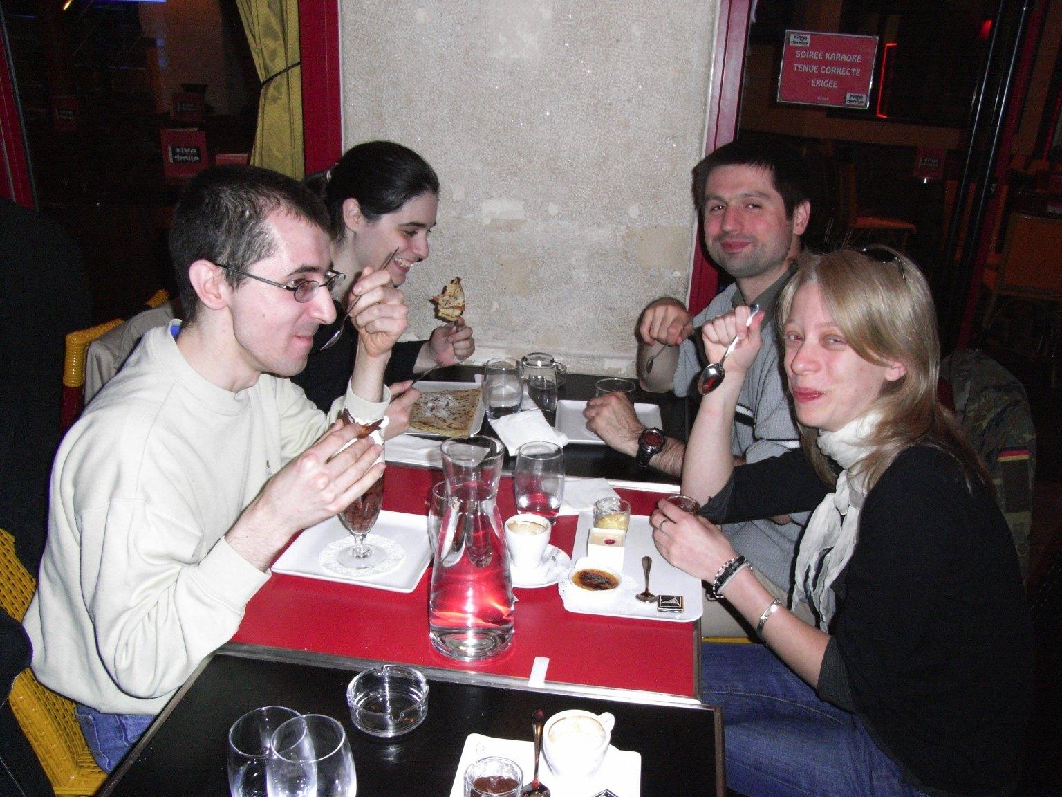 Photo 5 - Kenda, Kardass, maitreIkrit et Mara