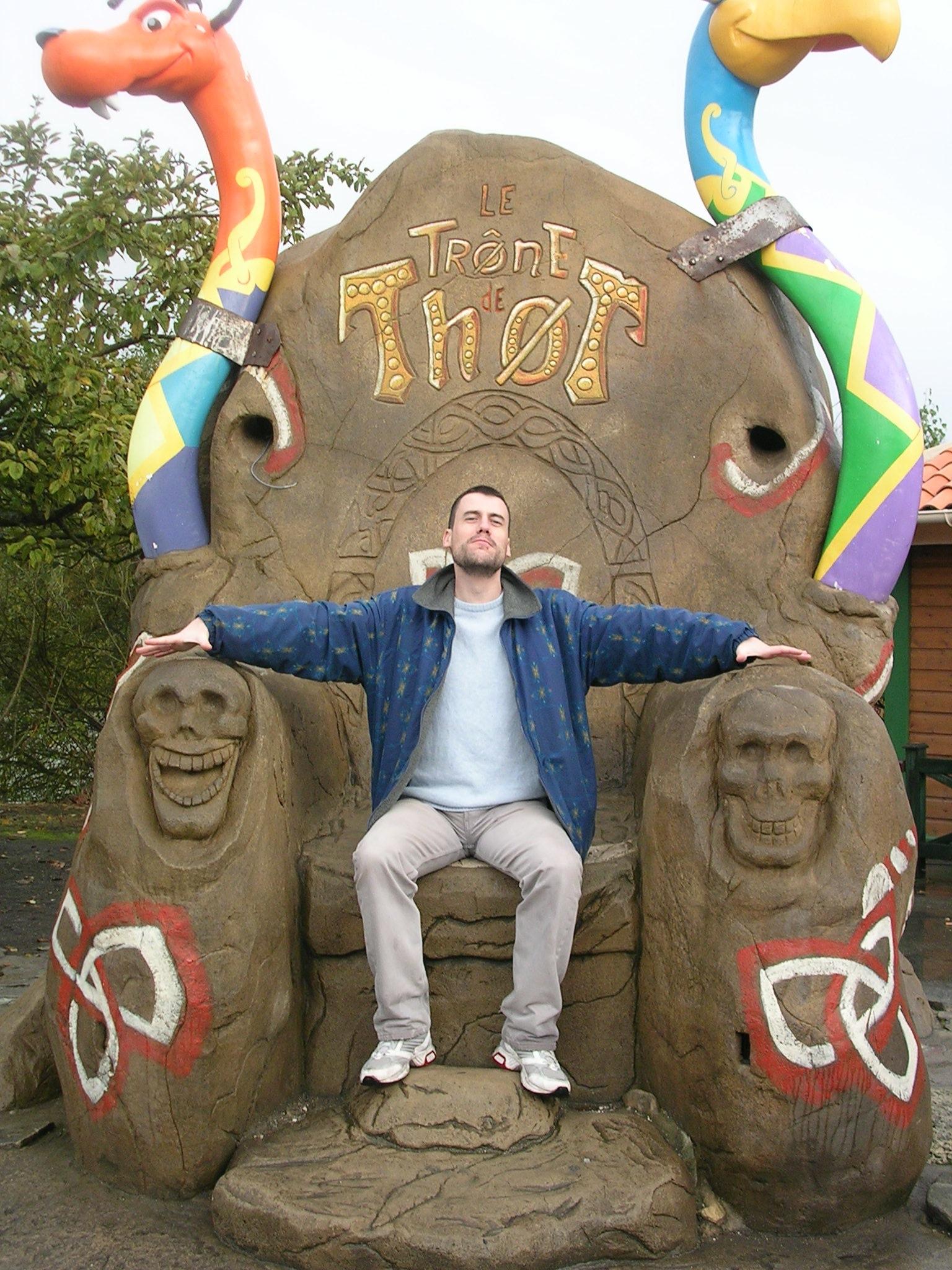 Photo 19 - Joruus29 a trouvé un trône à sa taille.