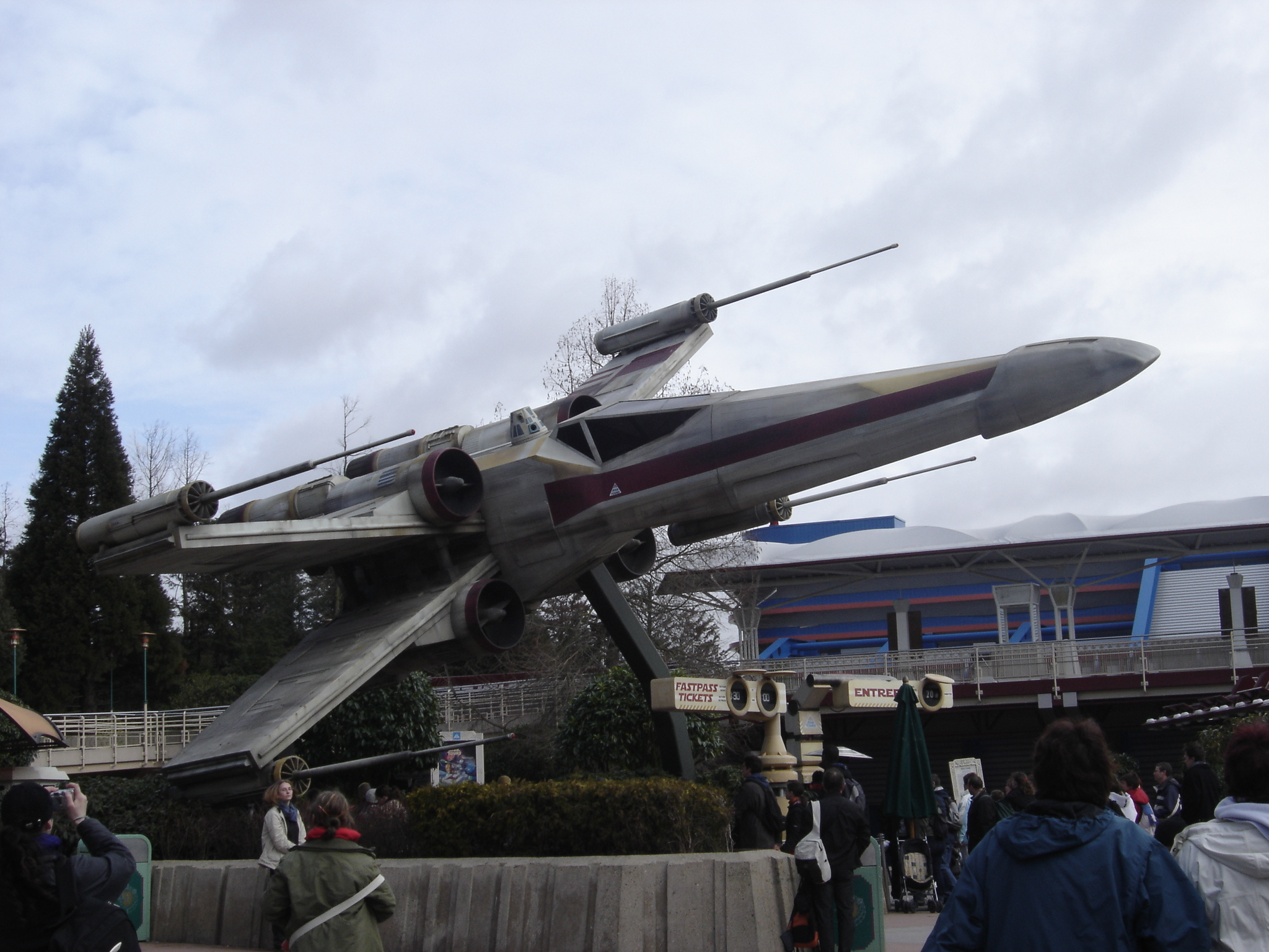 Photo 52 - THE Incom T65 X-Wing du Star tour !