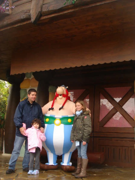 Photo 76 - Mais c'est Obelix!!!