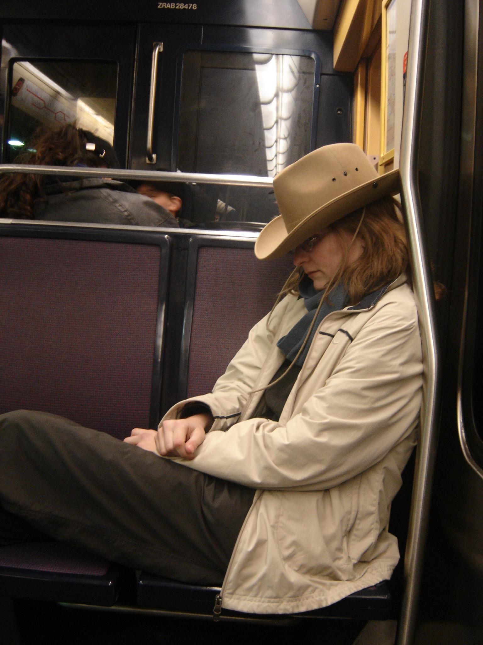 Photo 100 - Retour.... ca fatigue une journée comme ca!