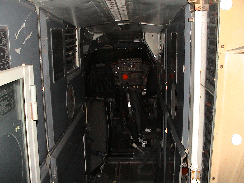 Photo 31 - Cockpit de Concorde