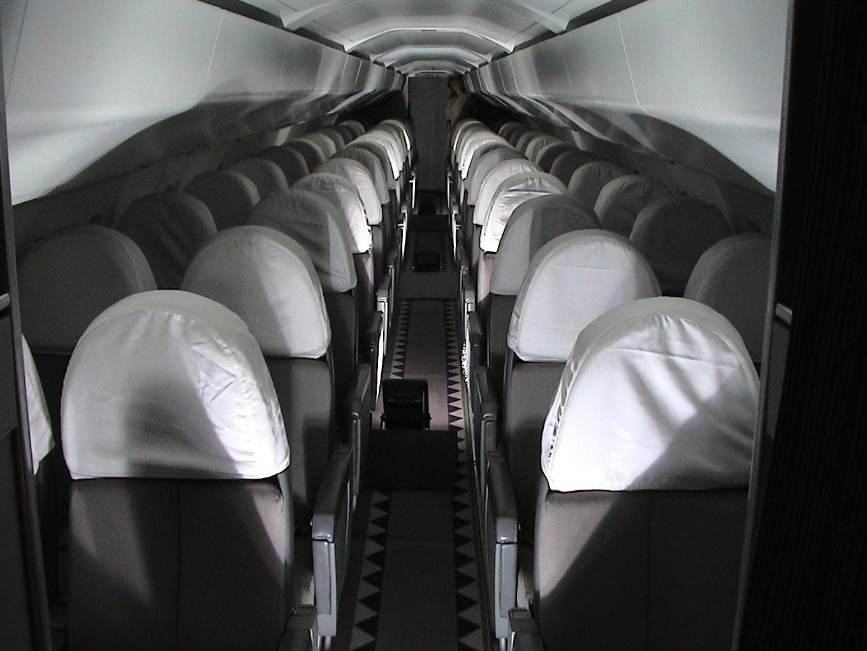 Photo 32 - Les sièges de Concorde