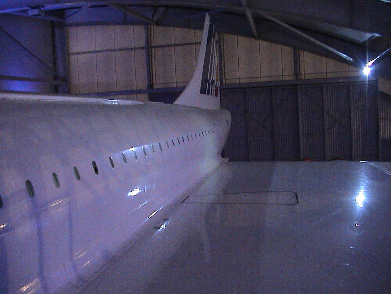 Photo 36 - L'aile Concorde