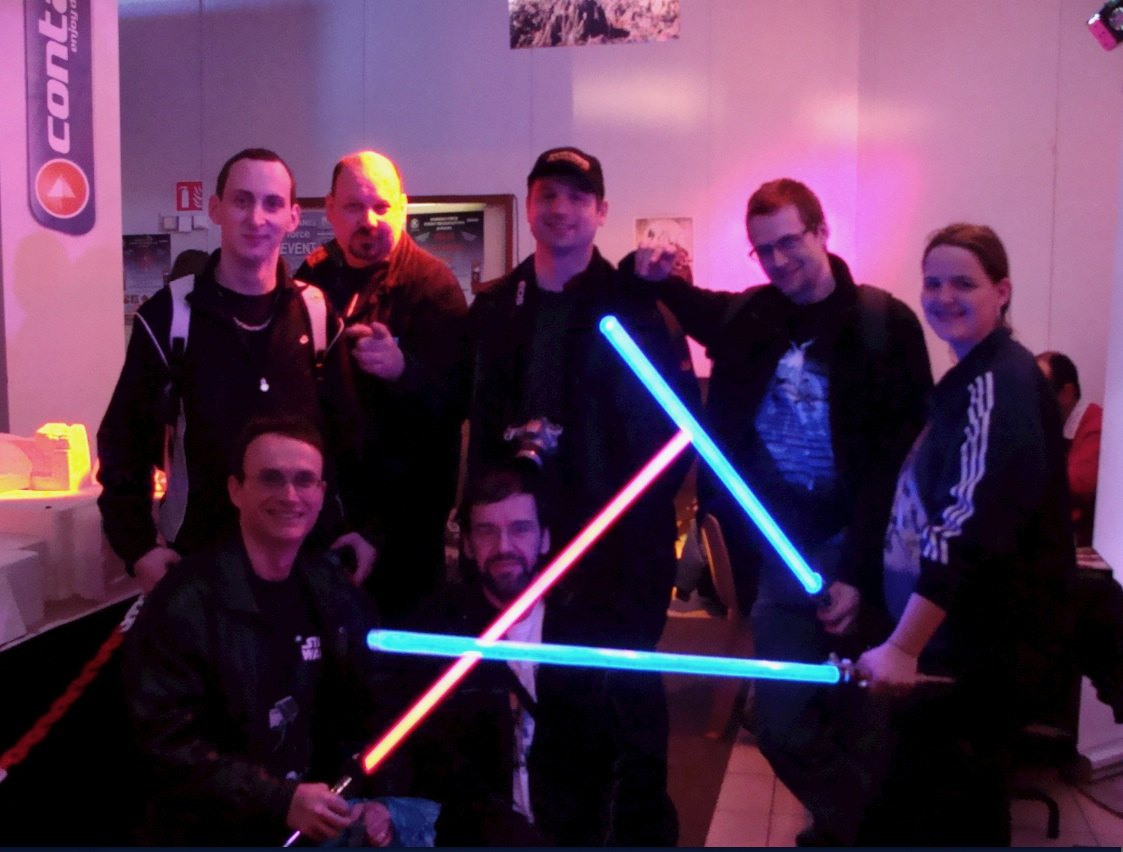 Photo 4 - Alpha13, jedi.noire, Kardass, Anakin07, jainasolo59, darkalain, c3po75