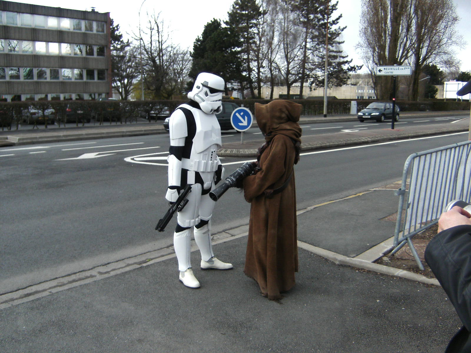 Photo 26 - Il est mal de Jawa!