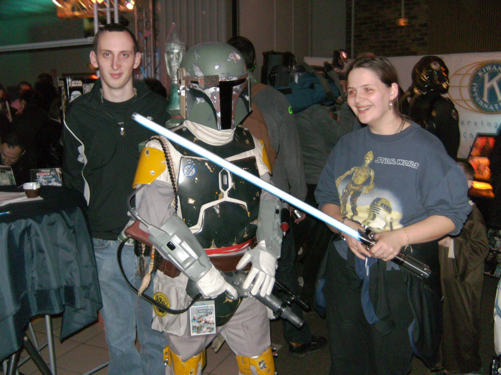 Photo 32 - Alpha13, jainasolo59 et Boba Fett