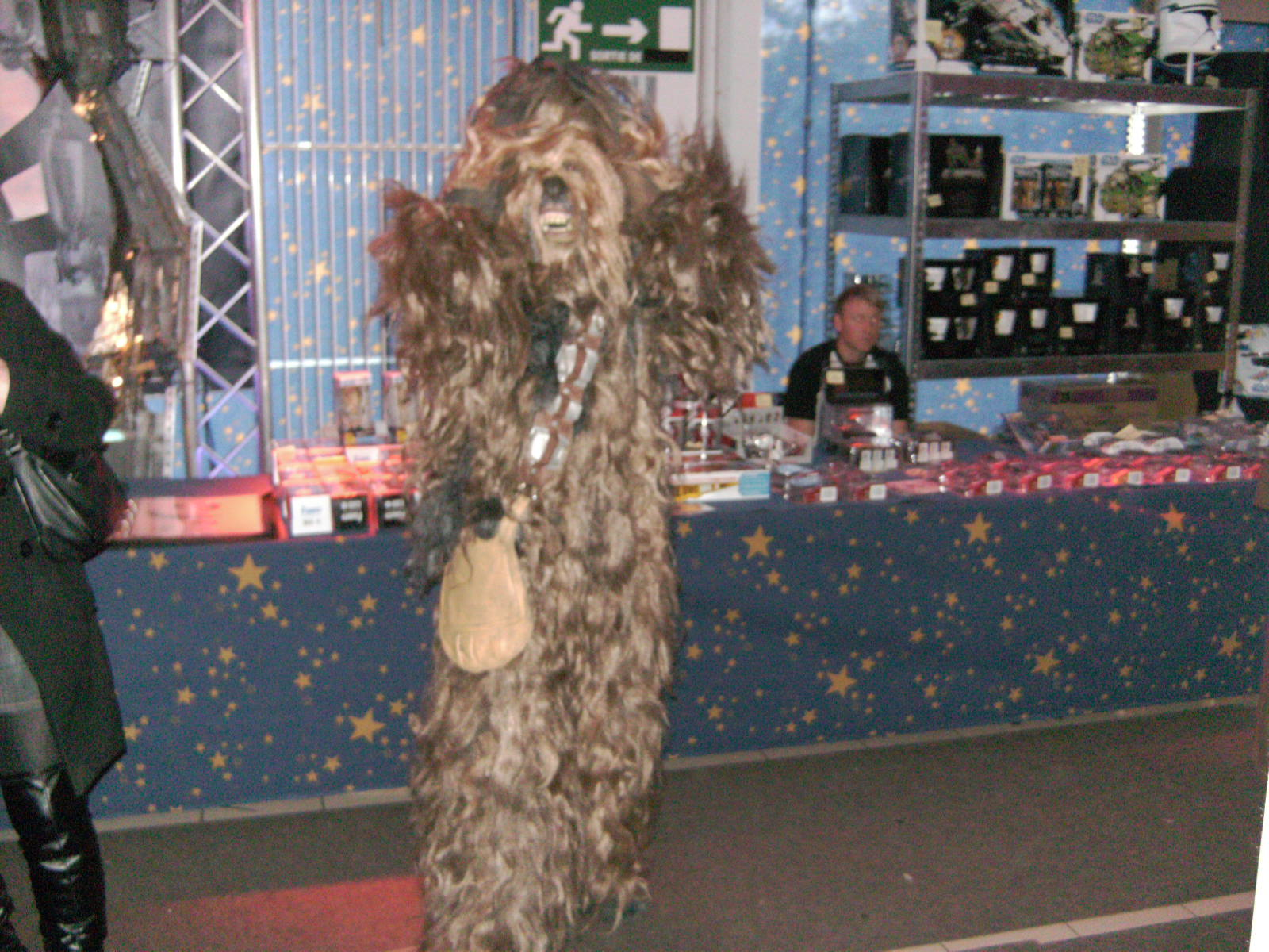 Photo 36 - Un Wookie!