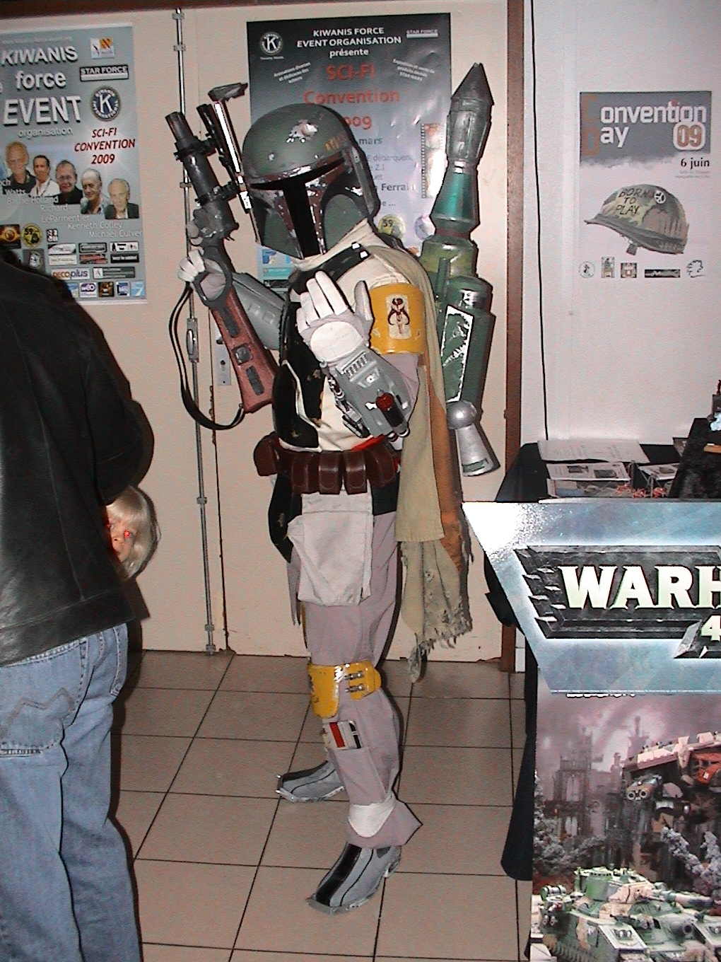 Photo 47 - Le beau Boba fett