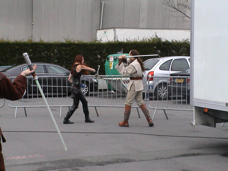 Photo 58 - Mara Jade et un Jedi