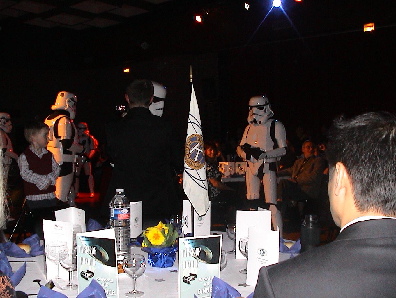 Photo 64 - L'Empire prépare le terrain.