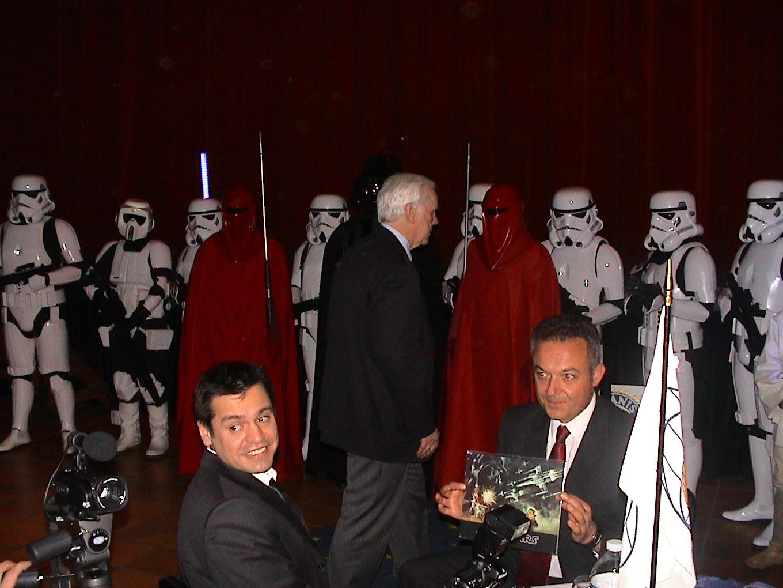 Photo 73 - Jeremy Bulloch (Boba Fett) rejoint l'Empire