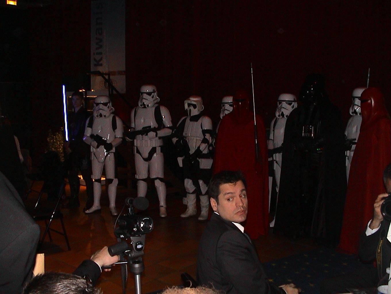 Photo 75 - L'Empire joue les Stars.