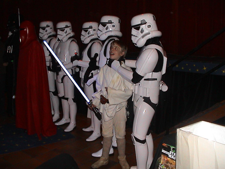 Photo 76 - Luke va y passer, lol!
